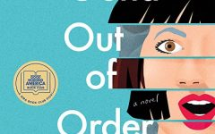 A photo of the cover of Oona Out of Order.