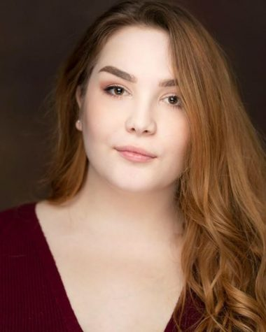 Leila Buske, a musical theater major at Emory and Henry College, who is doing her best to adjust to changes in the program caused by the COVID-19 pandemic.