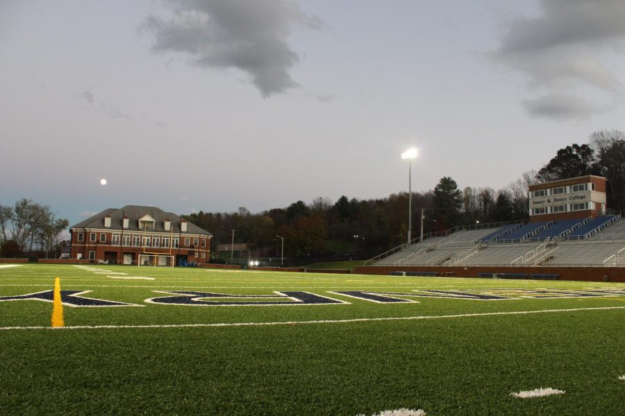 Fred-Selfe Stadium will soon see a stadium full of fans for the first time since the COVID-19 pandemic, as E&H decided to allow spectators at outdoor sporting events.