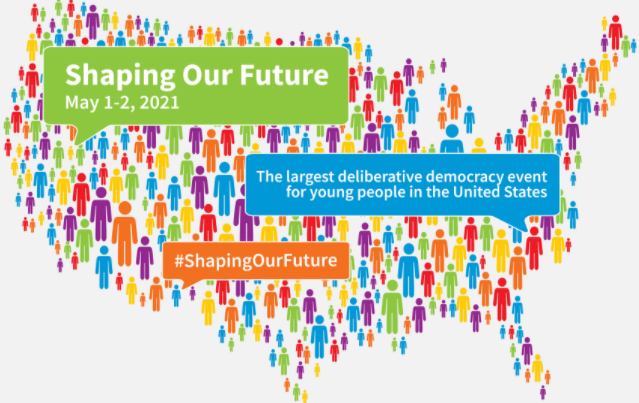 The+Shaping+Our+Future+event+hopes+to+provide+college+students+from+across+the+nation+the+opportunity+to+collectively+discuss+current+issues.