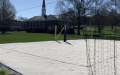 Sand volleyball is just one of the many new campus recreation offerings for next year.