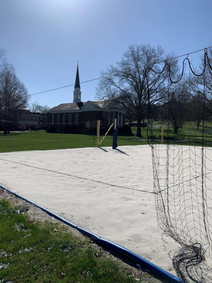 Sand+volleyball+is+just+one+of+the+many+new+campus+recreation+offerings+for+next+year.